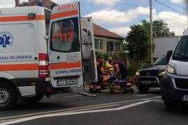 accident baciu